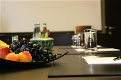 Fruit basket in the conference room